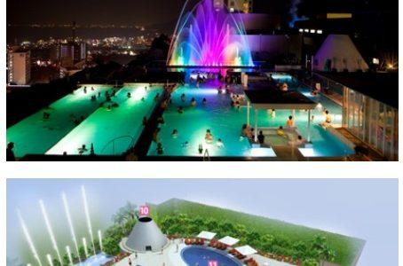 大分別府温泉 杉乃井ホテルはプールが充実で子連れ旅行にピッタリ