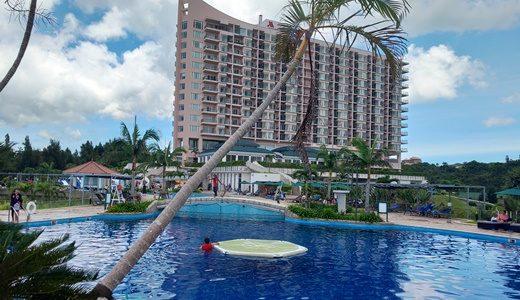 マリオットリゾート&スパ沖縄 夏休みのプールとエグゼクティブツイン&クラブラウンジ利用してみた